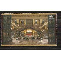 2007 Centenario Palacio Postal Sello Grande $15.50 Nuevo