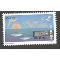 México Turístico Sinaloa N$3.70 Nueva 1a Serie Vbf