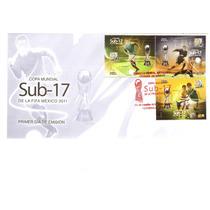2011 Copa Mundial Sub-17 Fifa Sobre Primer Dìa