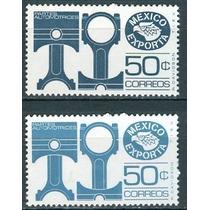 Sc 1112 Año 1975 Exporta 1 Serie .50c Partes Automotrices