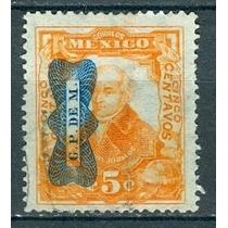 Sc 521 Año 1916 Miguel Hidalgo Independencia + Moño
