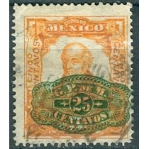 Sc 580 Año 1916 Miguel Hidalgo Independencia + Barril