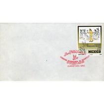 México, Sobre 1er Día, Paynani Mensajero Mexica 1990