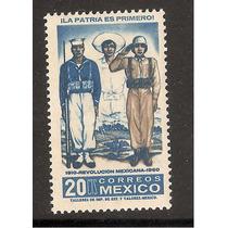 50 Aniversario Revolución Mexicana 1960