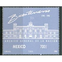 Sc 1643 Año 1990 Archivo General De La Nacion Bicentenario
