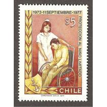 Chile Protección Al Niño Limitado, Enfermera