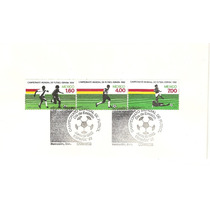 Sobre Primer Día Mundial De Futbol España 1982