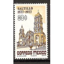 400 Años De Saltillo Coahuila 1977