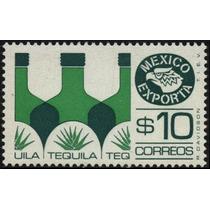 2300 Exporta 1° E F A 2 Scott#1125 Tequila 10p Mint N H 1978