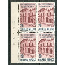 Sc 960 Año 1965 B4 Teatro Moleos Aguascalientes