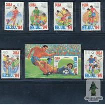Tic4-cuba Campeonato Mundial De Fútbol Estados Unidos 1994-