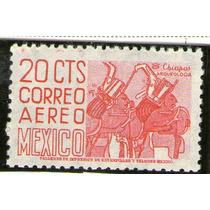 México, Arqueología Chiapas, Ma 279 1950