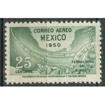 Sc C201 Año 1950 Ferrocaril Del Sureste