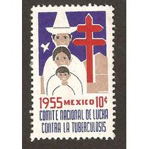 Lucha Contra La Tuberculosis 1955 Cruz De Lorena