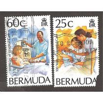 Bermuda 100 Años De Cuidado Hospitalario, Salud, Enfermera
