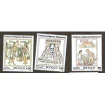 Serie Codices Indígenas De México 1982
