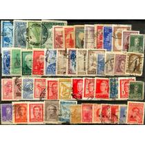 0197 Argentina Lotecito 50 Sellos Usados Modernos 02