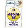 Fdcmx9-fdc Y Tarjeta Postal Maxima Dia Del Timbre-
