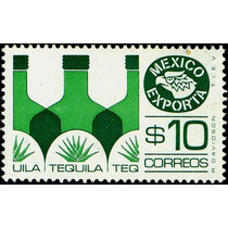 2311 Exporta 2° E Tequila F B 3 A 10p Mint N H 1981