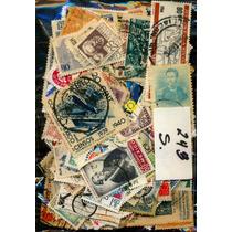 0469 México Lote 243 Sellos Usados 1899-1980