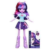 My Little Pony Equestria Girls Collection Twilight Sparkle D
