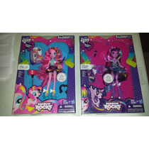 Muñecas Equestria Girls Twilight Sparkle Y Pinkie Pie