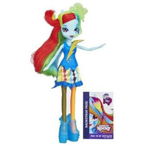 Mi Dash Little Pony Equestria Girls Rainbow Doll (rocas De N