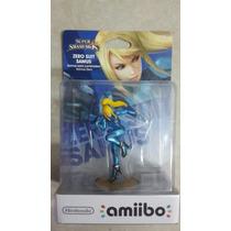 Amiibo Zero Suit Samus Nuevo Sellado