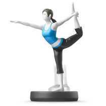 Amiibo Wii Fit Trainer Jp En Stock