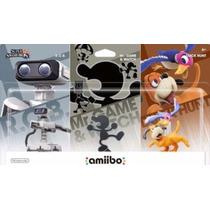 Amiibo Retro Pack ¡solo En Gamers!