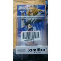 Amiibo Sheik Jp Smash Bros U 3ds