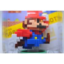 Amiibo Super Mario Bros. 8 Bits 30 Aniversario Color Moderno