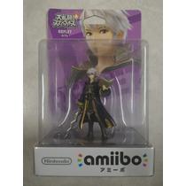 Figura Amiibo Robin Smash Nintendo Wii U 3ds Sellada