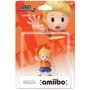 Amiibo Lucas (americano) - Super Smash Bros, Wii U *fgk* Msi