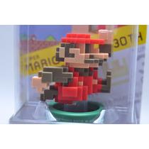 Amiibo Super Mario Bros. 8 Bits 30 Aniversario Color Clasico