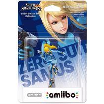 Amiibo Zero Suit Samus Nuevo Sellado Nintendo Wii U
