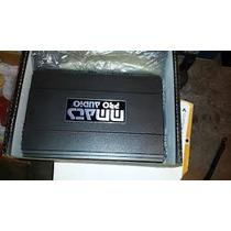 Amplificador Clase D Mmats Pro Audio 3000.1 3000 Watts Mmu