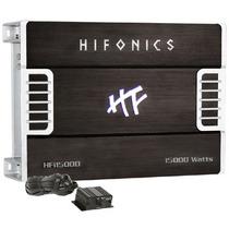 Hifonics Hfi1500d Amplificador 1500 Watts
