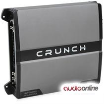 Amplificador Crunch Gpa1000.4 Clase A/b 4 Canales 1000 Watts
