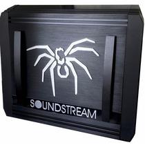 Amplificador Soundstream 4 Canales X4-1200d 1200watts