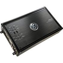 Amplificador Memphis 16-prx4.50 4 Canales 500 Watts Pico