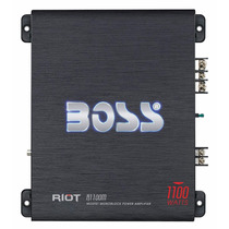 Amplificador Boss R1100m-1100 Watts Remote Subwoofer Level