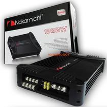 Amplificador Nakamichi 4 Canales, Nk60.4 Calidad De Estudio