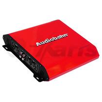 Amplificador Audiobahn 2 Canales 1500 W Mosfet Y Fet Xaris.