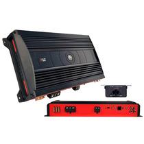 Amplificador Monoblock A4 1800d Okur Db Drive 1800 Watts