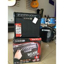 Amplificador De Guitarra Line6 Spider Iv 30
