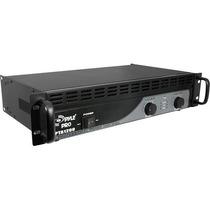 Pyle Pro Pta1200 Amplificador 1200 Watt De Potencai