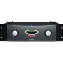 Alesis Ra500 Amplificador 150 Watt Por Canal A 8 Ohms