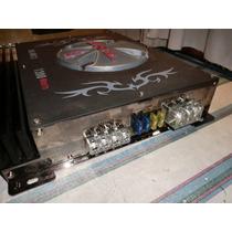 Amplificador Clase D 1200 Watts Rms A 1 Ohm Blackmore