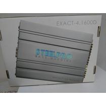 Amplificador 4 Canales Exact-4.1600 Esteelpro Nuevo